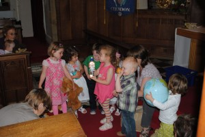 Toddlers Celebration - All Saints Summer 2010