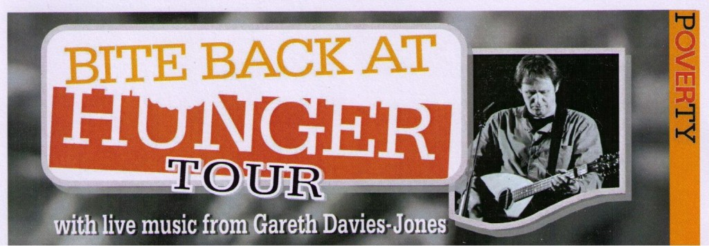 live music from Gareth Davies-Jones